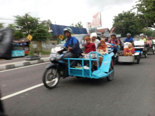 Ojek Difa, inspirasi dari para difabel di Yogyakarta